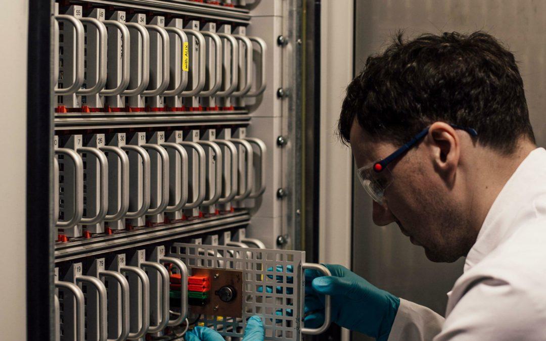 NRW will Forschungsfabrik für Akkuzellen