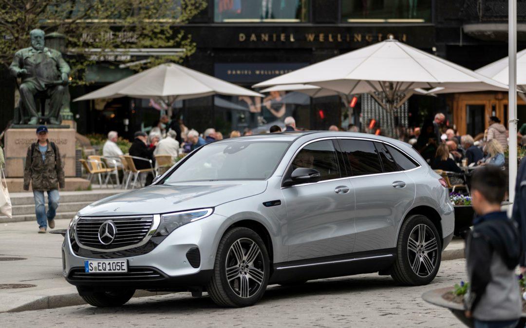 Mercedes EQC: noch so ein dicker Brummer