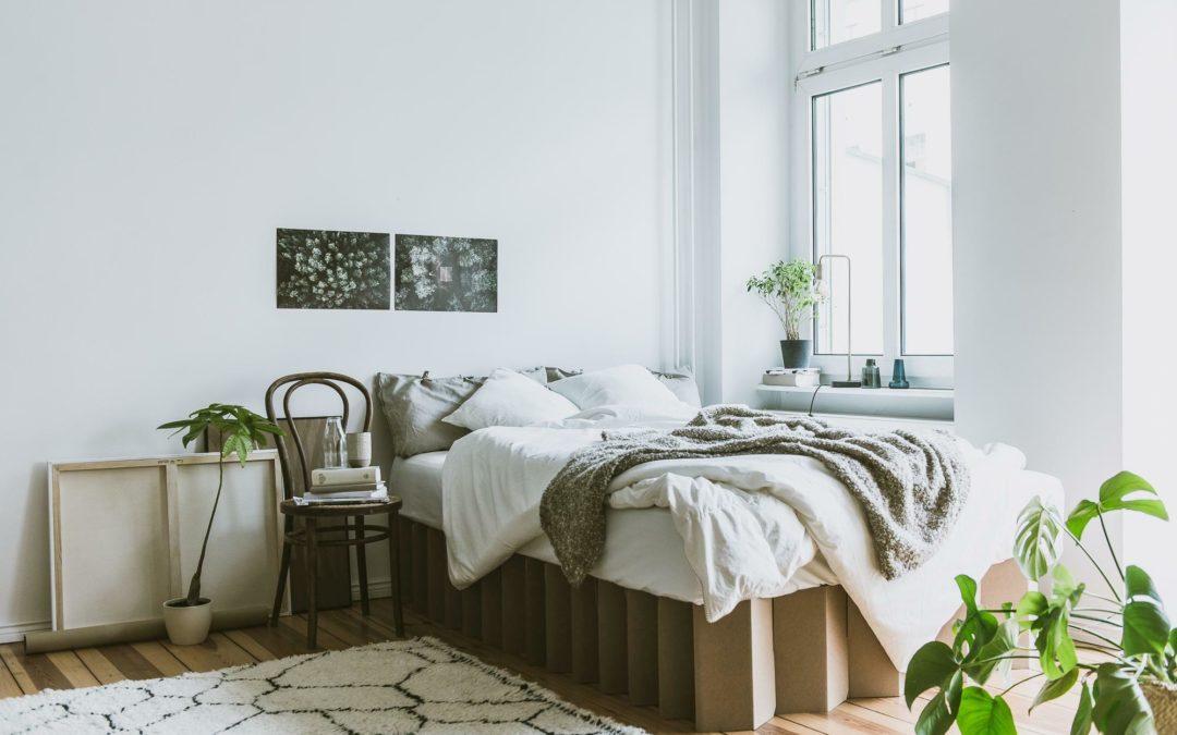 Das leichteste Bett der Welt