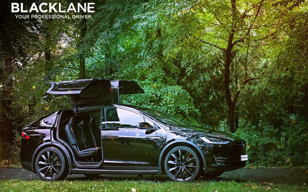 Blacklane: Auch Limousinen-Kunden stehen auf Tesla