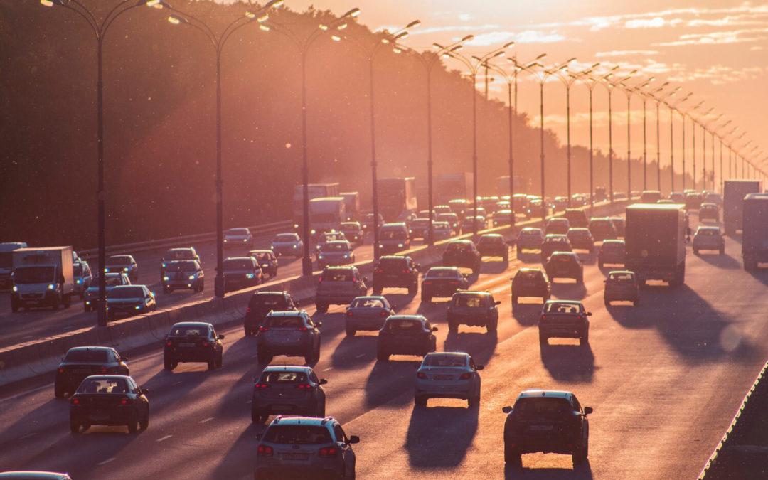 Verkehr 2030: City-Maut statt fliegende Autos