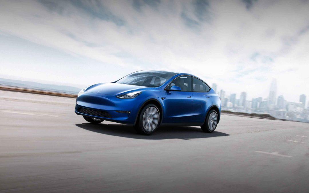 Endlich offiziell: Tesla liefert das Model Y ab Ende März aus