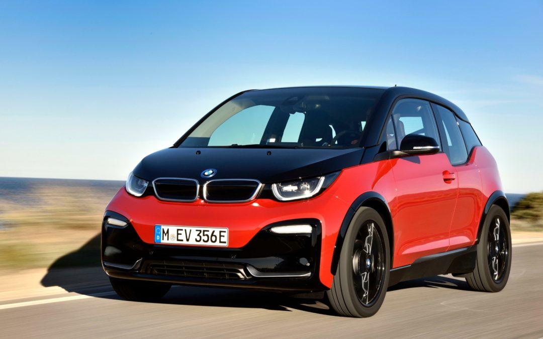 BMW i3: Die neue Sport-Version im Fahrtest