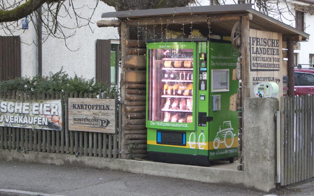 Hofladen im Automaten