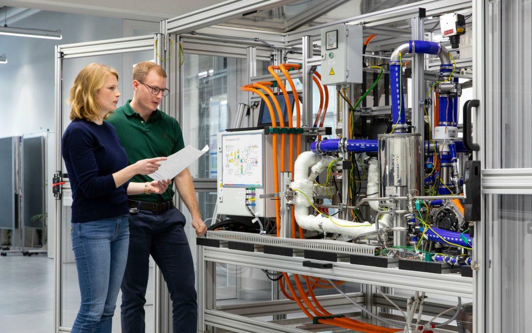 Bosch will Brennstoffzellen fürs Auto fertigen