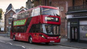 Alexander Dennis (ADL) Enviro400EV - double deck bus