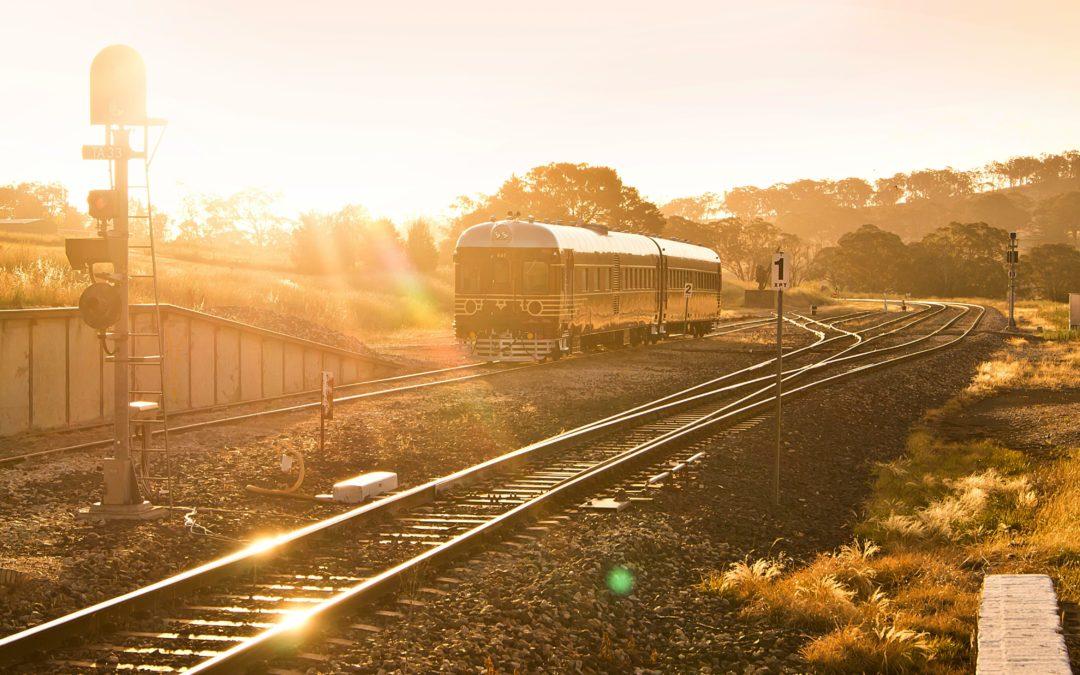 Solar-Zug: Vom Museum auf die Gleise