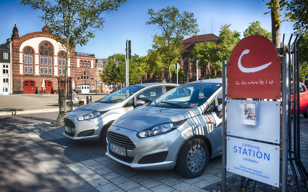 Neues Gesetz: Mehr Parkplätze für Carsharer