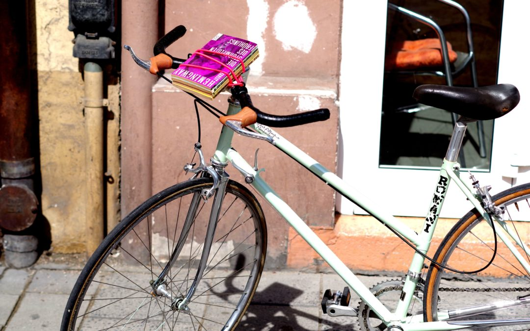 Carryyygum: Gepäckträger für die Hosentasche
