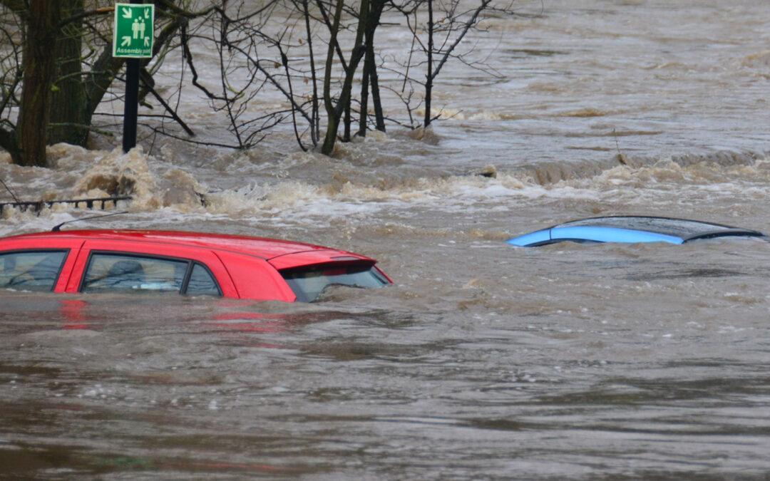 Wie hochwasserfest sind Elektroautos?