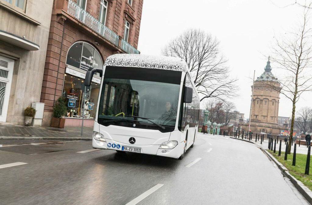 ChargePoint will E-Bussen Start erleichtern