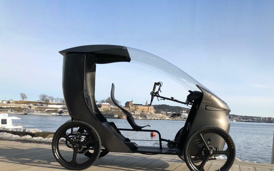 CityQ: Radeln auf dem Elektro-Vierrad