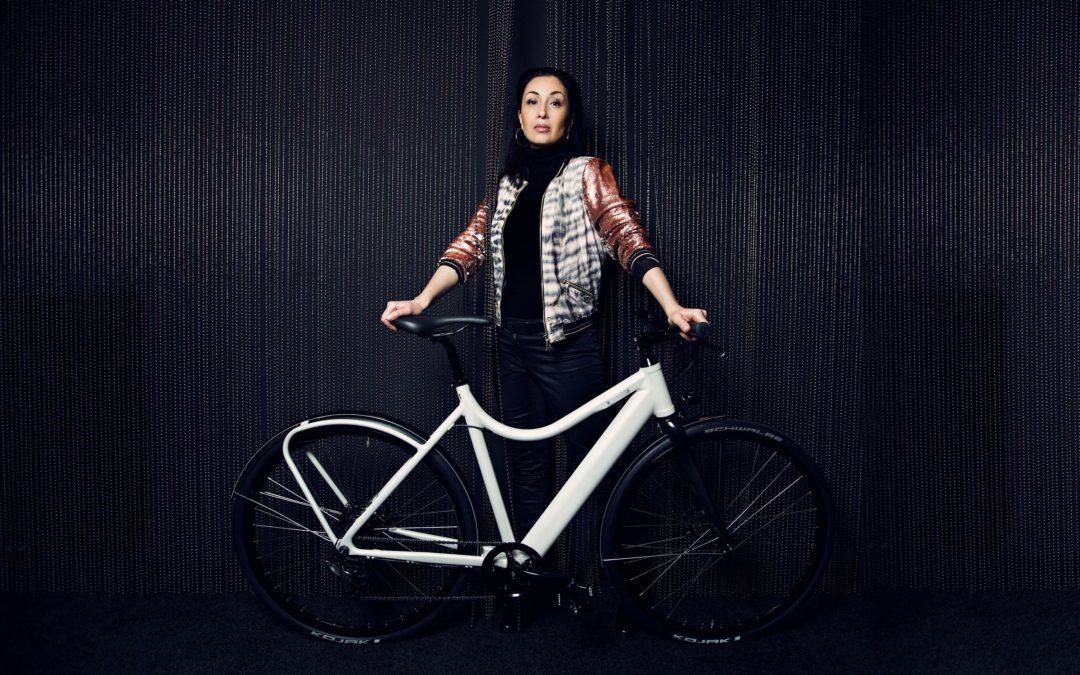 Ein E-Bike für die Frau von Welt