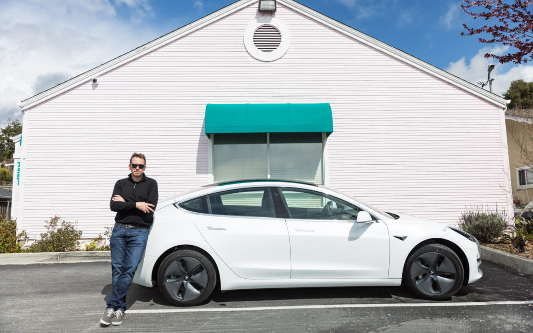 Mein Leben mit dem Tesla Model 3