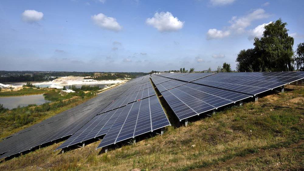 Sonne und Wind machen Stadt mit 50.000 Einwohnern energieautark