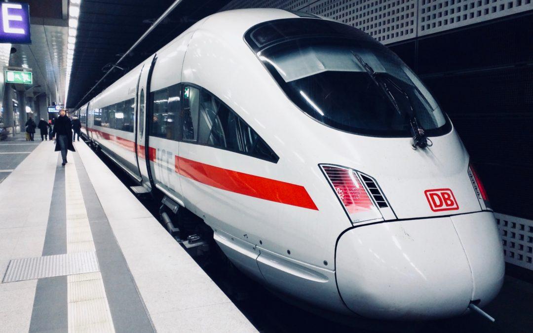 Bahn frei für billigere Zugtickets und höheren CO2-Preis