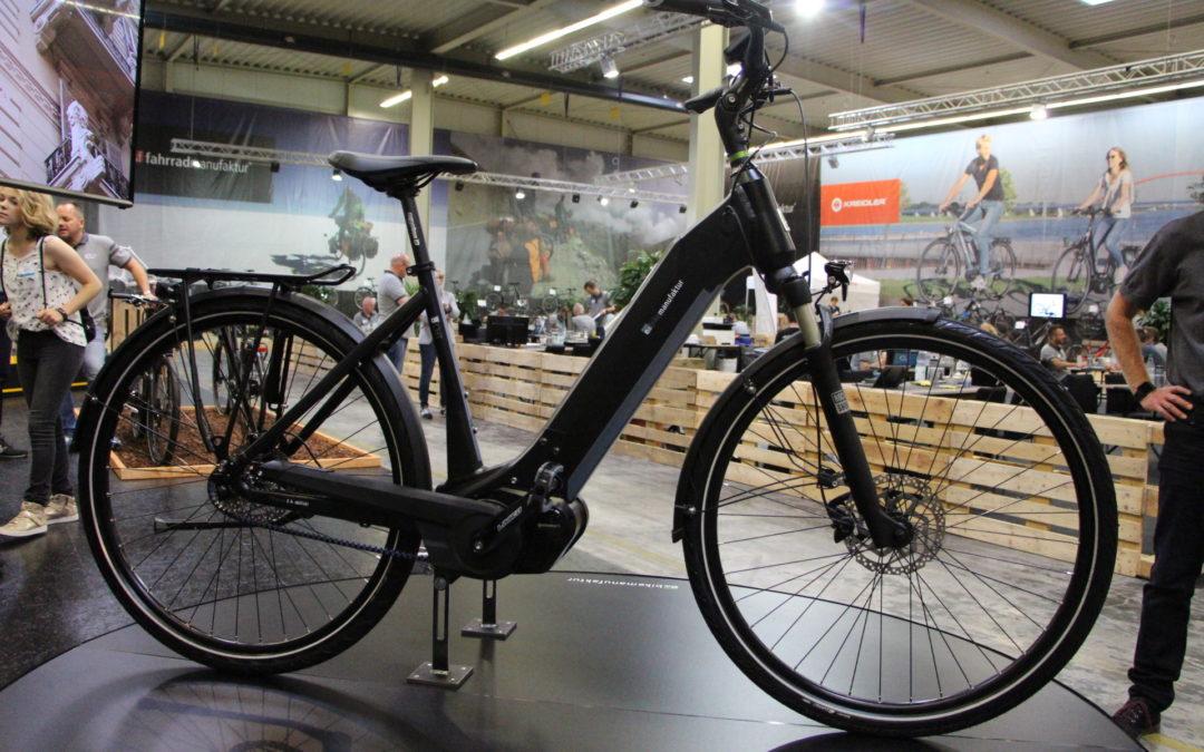 Continental-Motor bringt Automatik ins E-Bikes