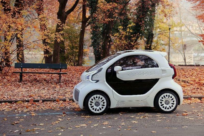 E-Auto aus dem 3D-Drucker für 8000 Euro