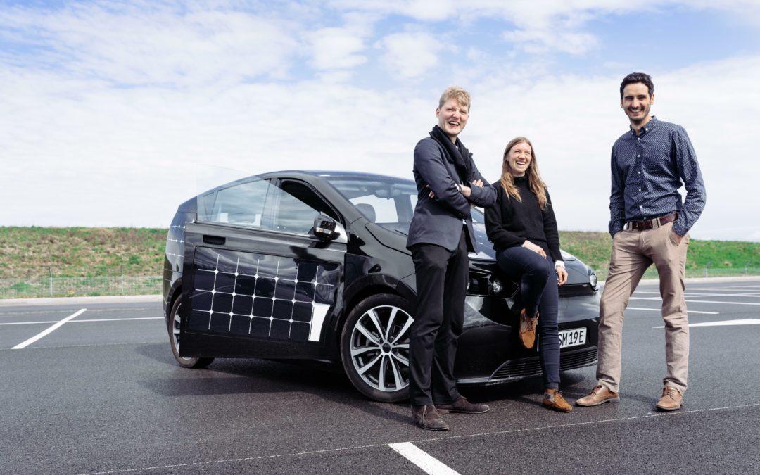 Sono Motors startet weitere Finanzierungsrunde