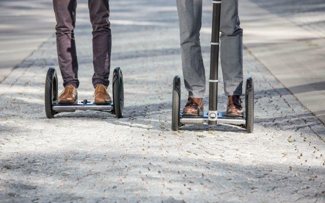 UrmO: Mit dem E-Floater durch die Innenstadt