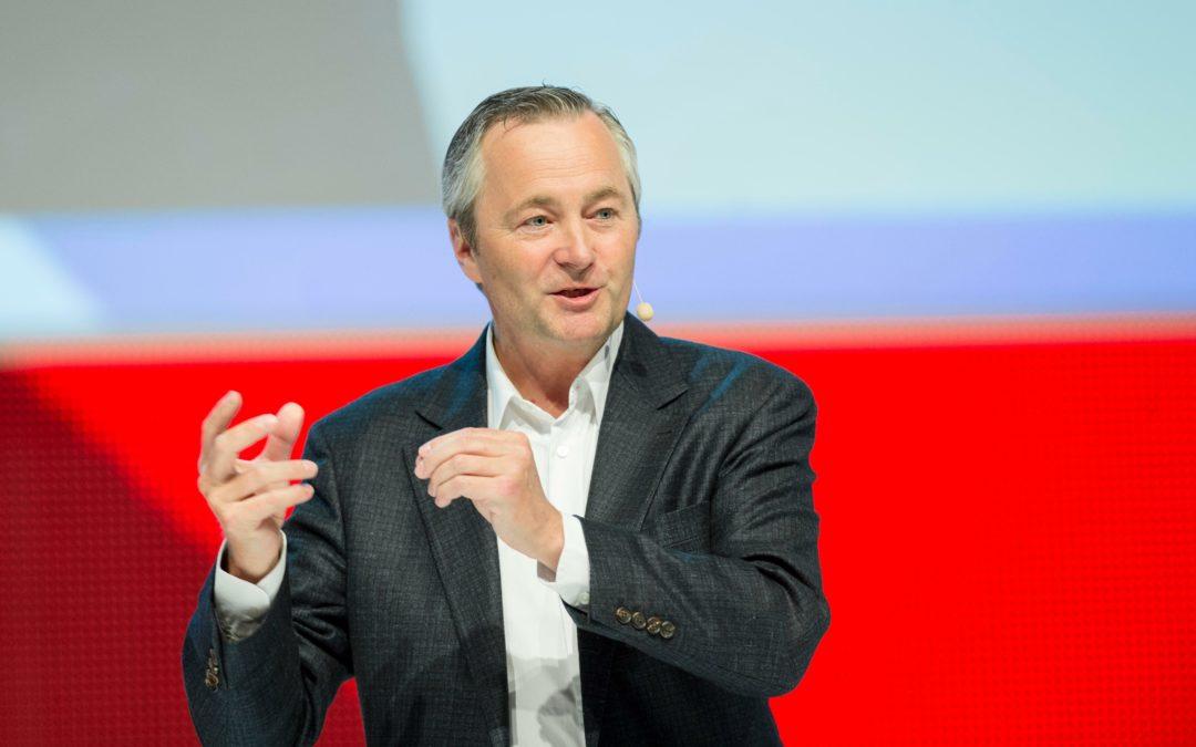 Vodafone-Chef Ametsreiter: Kinder sollen schon in der Kita programmieren