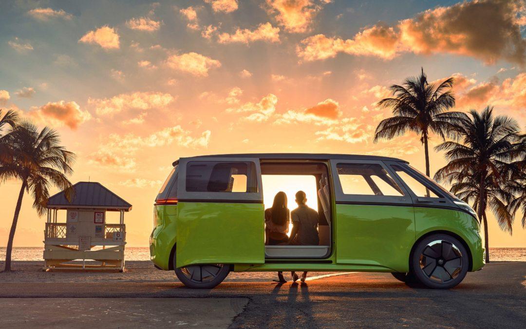 Der E-Bulli ID Buzz soll VW wieder sympathisch machen