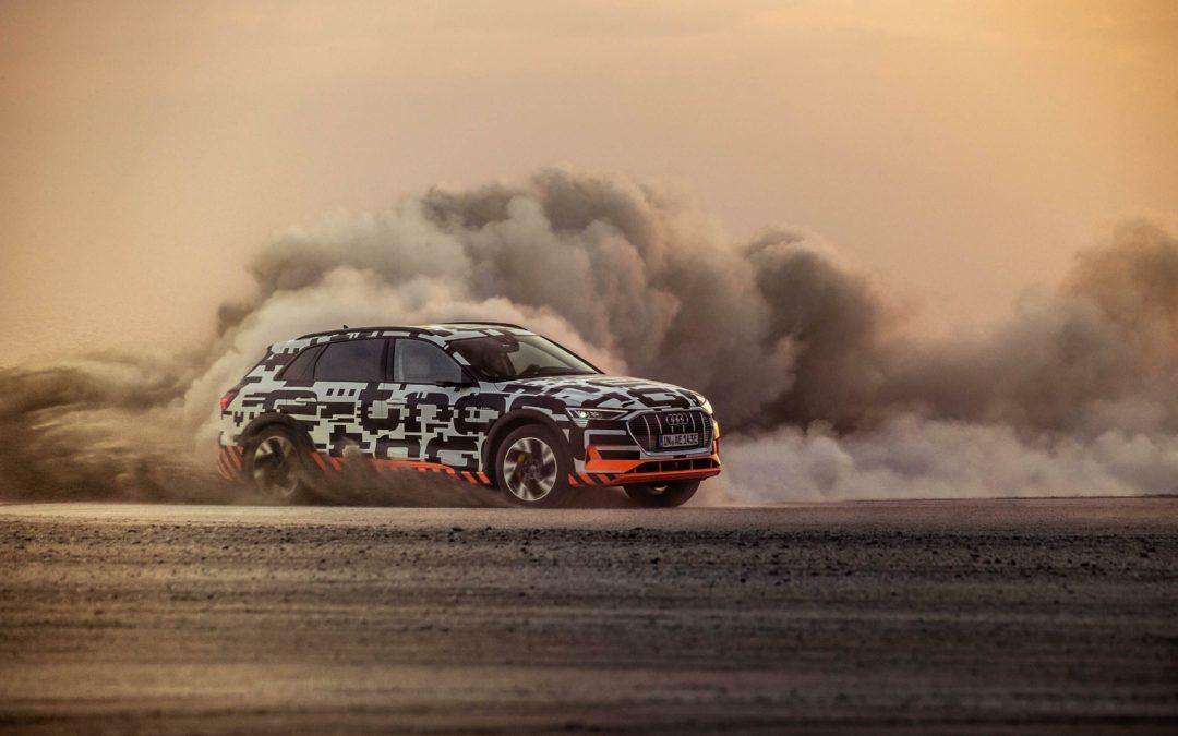 Audi e-tron: Quattro verpflichtet
