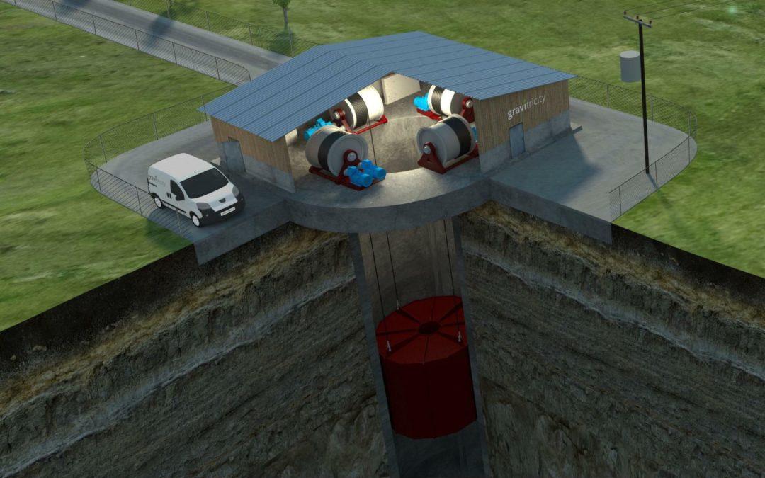 Alte Bergwerke werden zu Energiespeichern