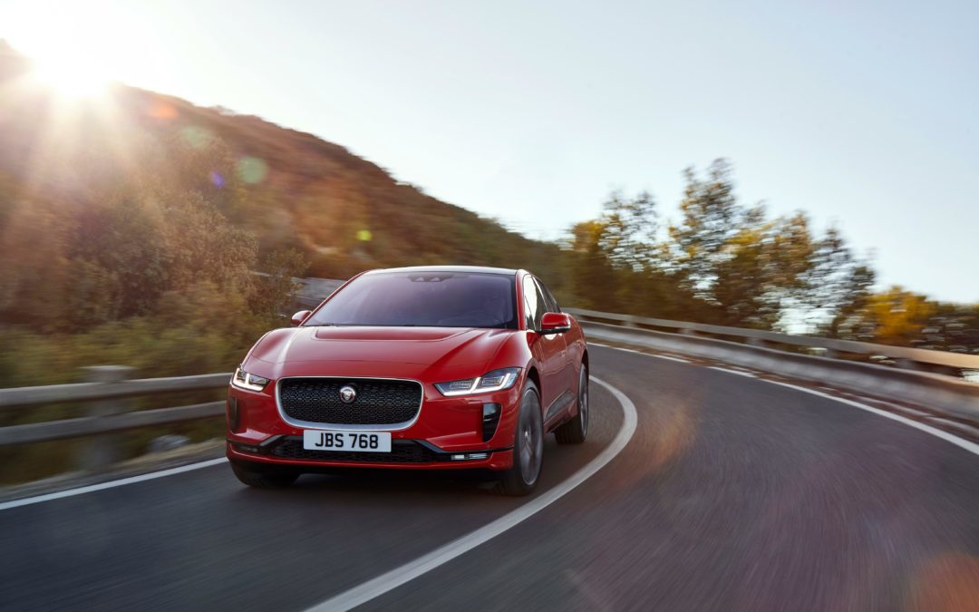 E-Auto: Jaguar präsentiert den I-Pace
