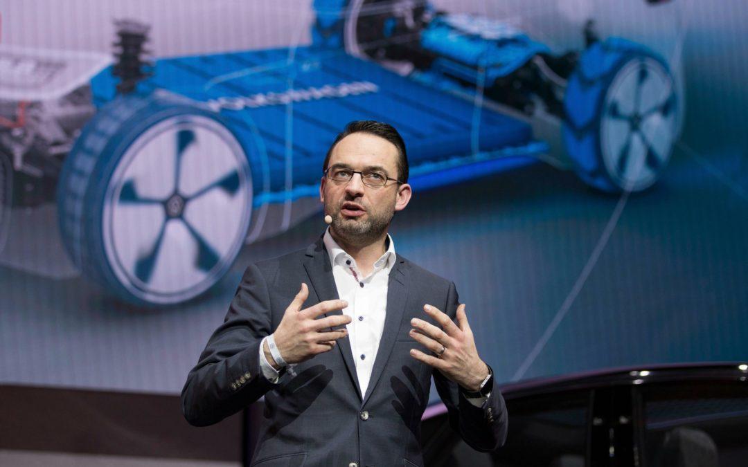 "VW-Elektro-Leiter Senger: ""E-Mobilität wird das neue Normal"""