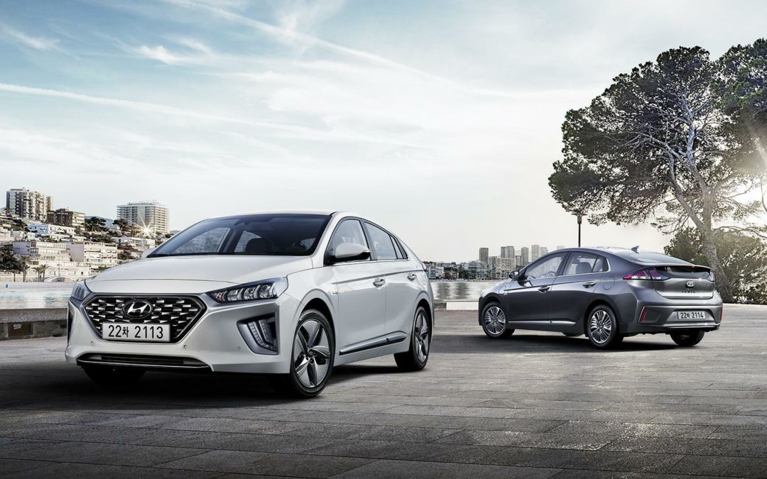 RobinTV E-News: ungeliebter Facelift beim Hyundai Ioniq