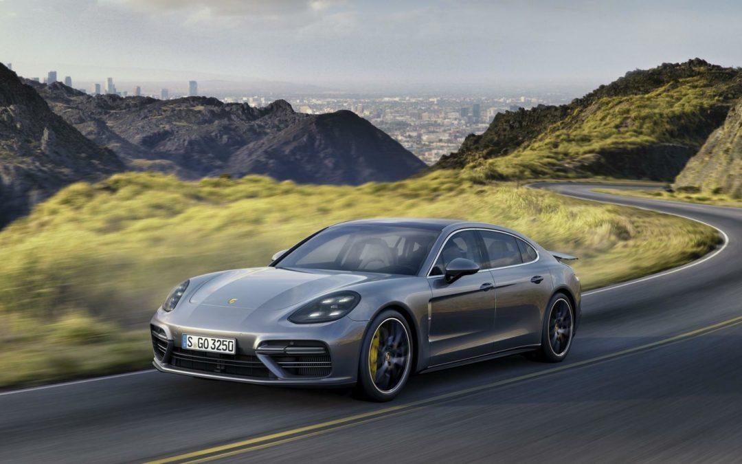 Neues Ladesystem: Porsche im Elektrofieber