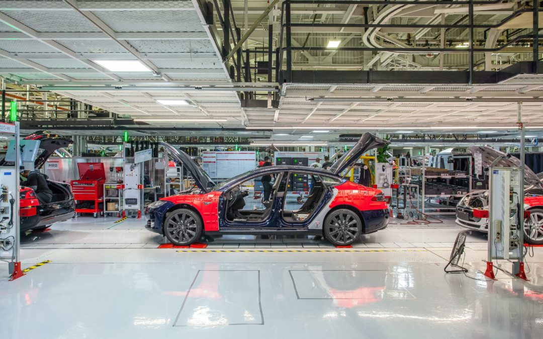 RobinTV E-News: Neuer Rekord bei Tesla
