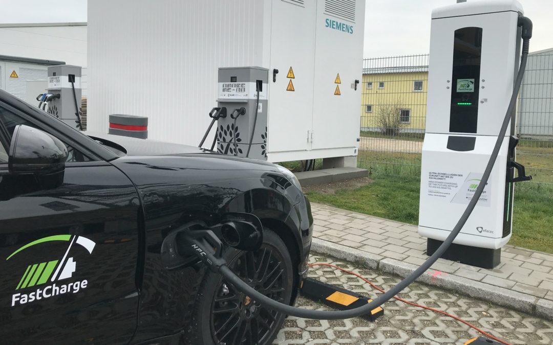FastCharge: Prototyp für superschnelles Laden