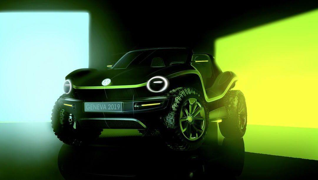 RobinTV E-News: VW bringt den E-Buggy