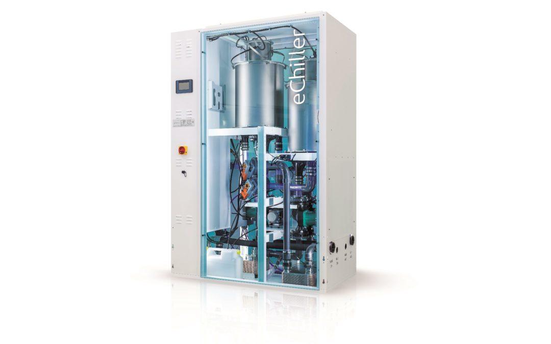 eChiller: Kühlen mit Leitungswasser