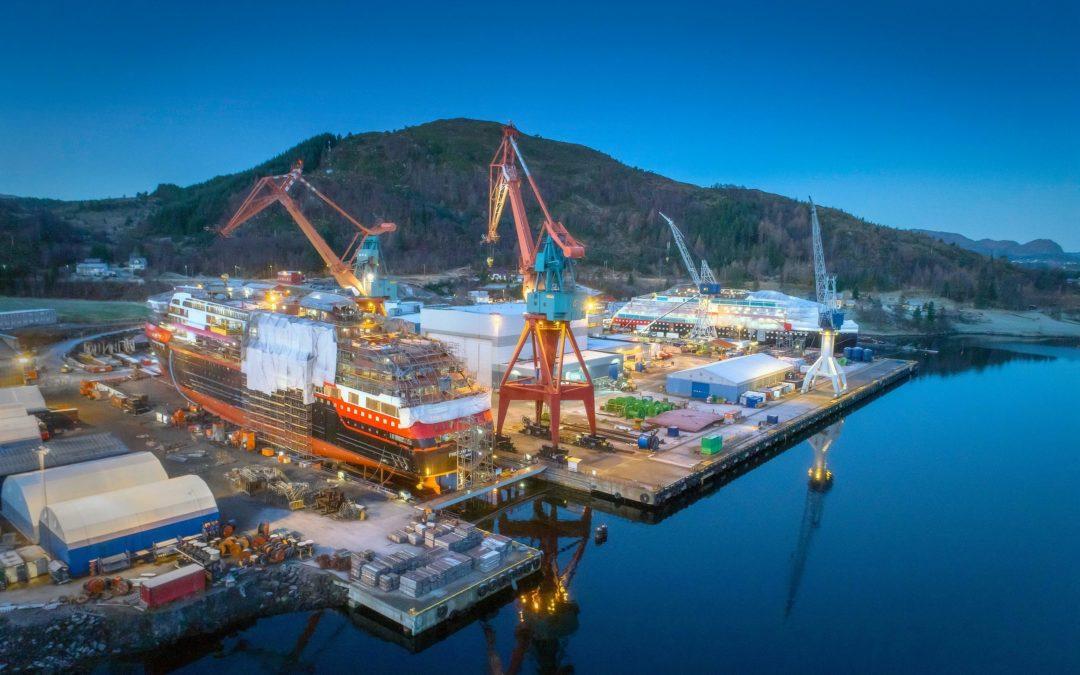 Hybrid-Kreuzfahrtschiff: Elektrisch in den Fjord