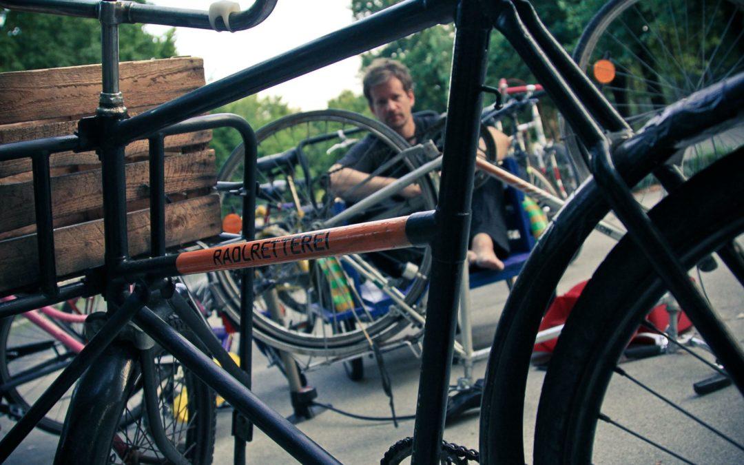 Ein zweites Leben fürs Fahrrad