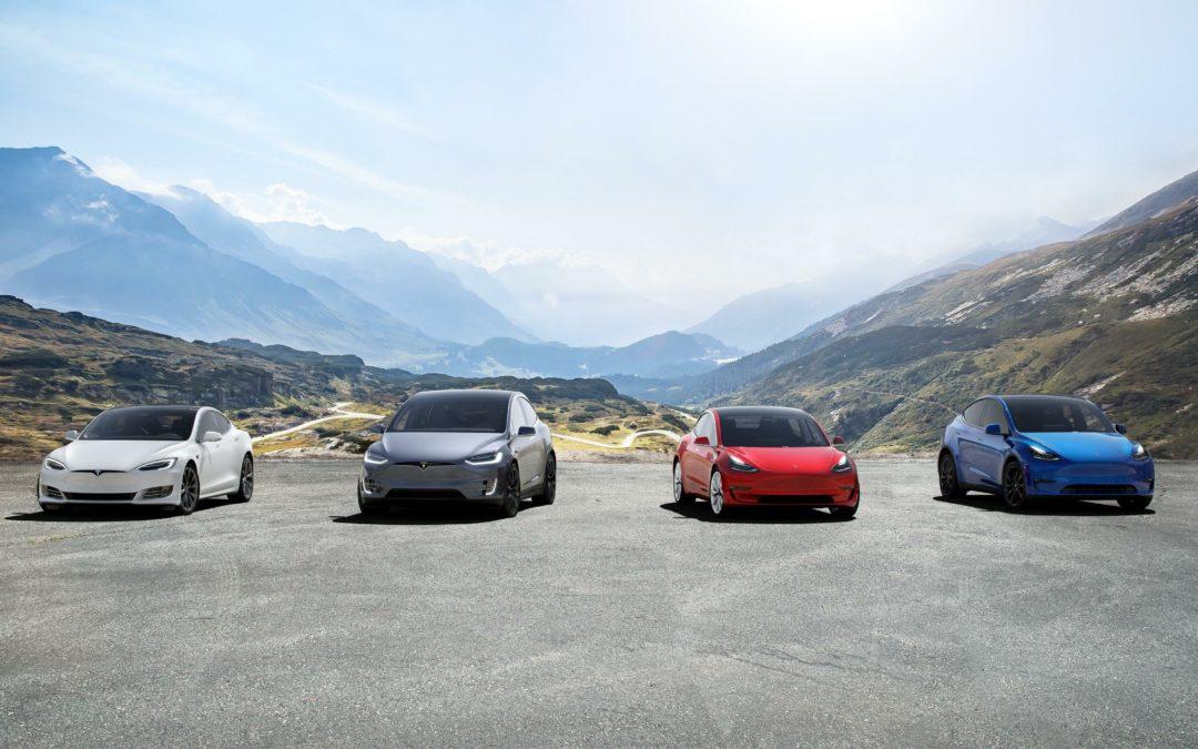 RobinTV E-News: Tesla meldet Rekorde – und Verluste