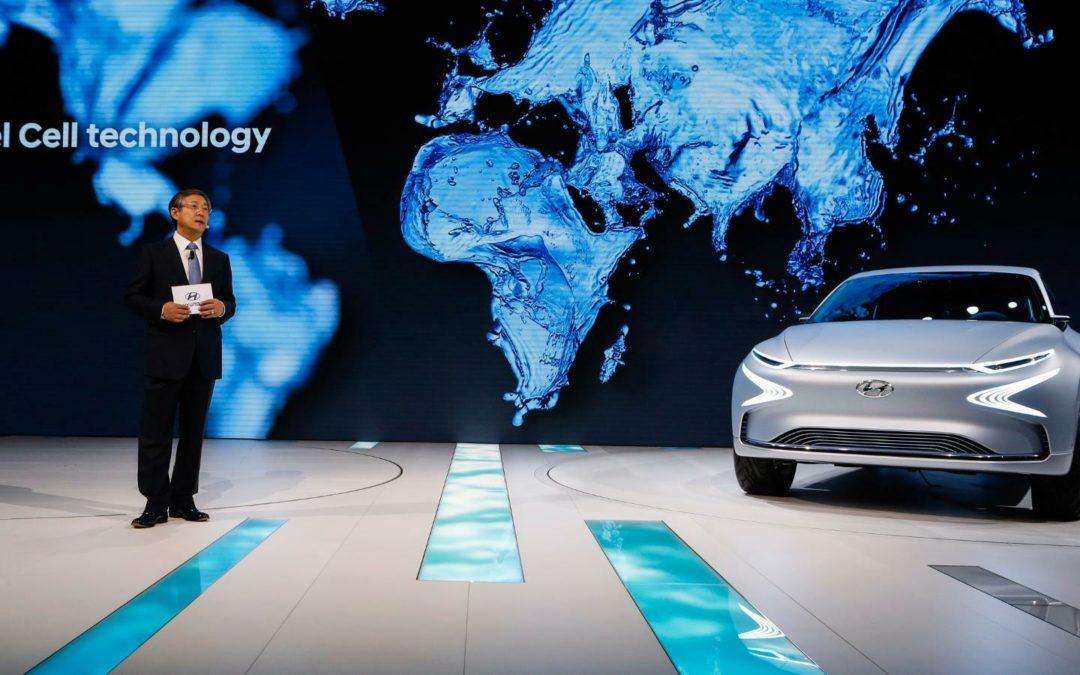 """Hyundais Technik-Vorstand: """"Brennstoffzellen-Autos werden deutlich günstiger"""""""