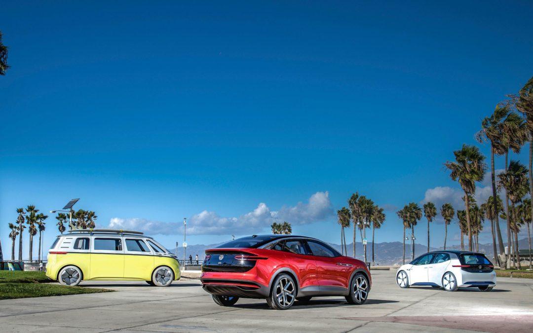 RobinTV E-News: VW kämpft mit Lieferproblemen bei Akkus