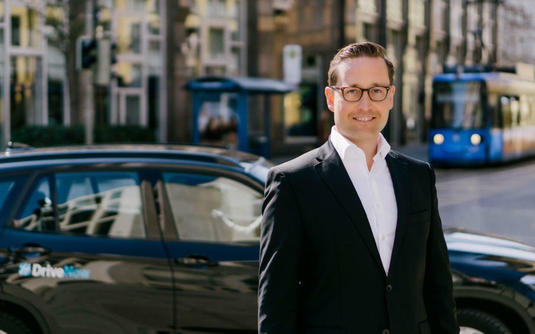 """DriveNow-Chef Hofelich: """"Unsere Geschäftsgebiete werden wachsen"""""""