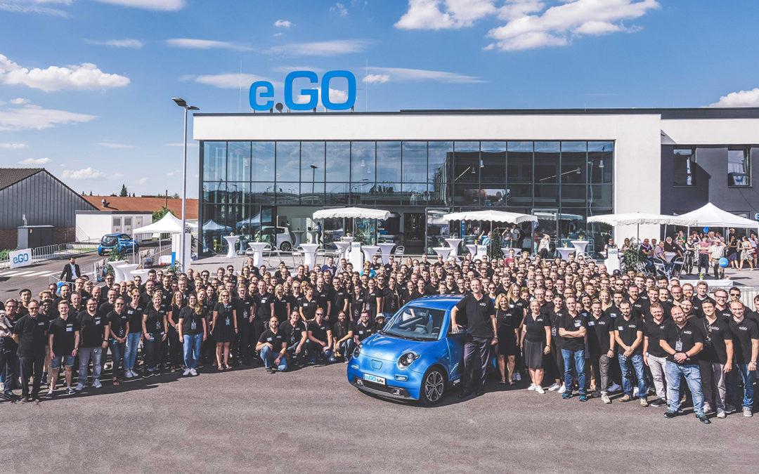 E.Go Mobile ringt um Finanzierung