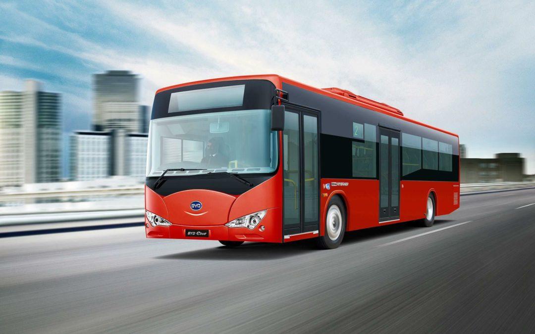 Studie: China dominiert den Elektrobus-Markt