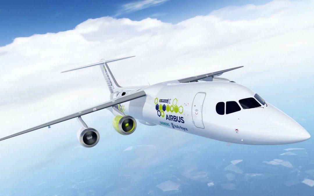 Emissionsfrei über den Wolken: E-Flugzeuge erobern den Himmel