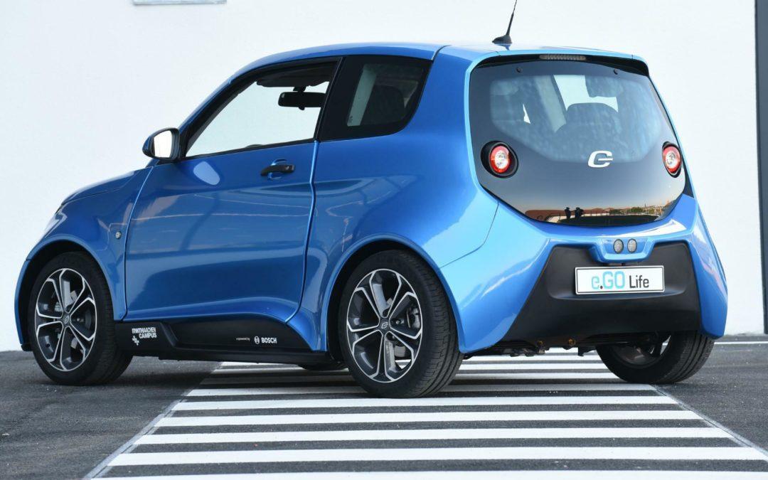 e.Go Life 60: Das kann das neueste E-Auto Deutschlands