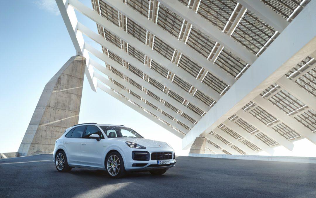 Porsche Cayenne kommt auch mit Hybridantrieb