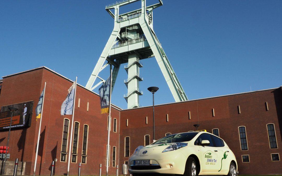 Der E-Taxi-Pionier aus dem Ruhrgebiet