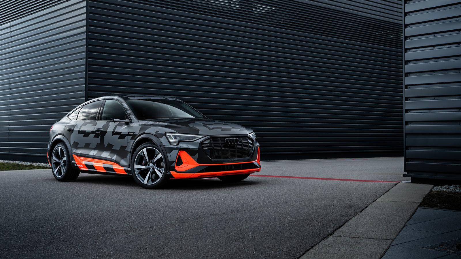 Audi e-tron: Zeitweise wird S ganz sportlich - Edison - Heimat der Generation E