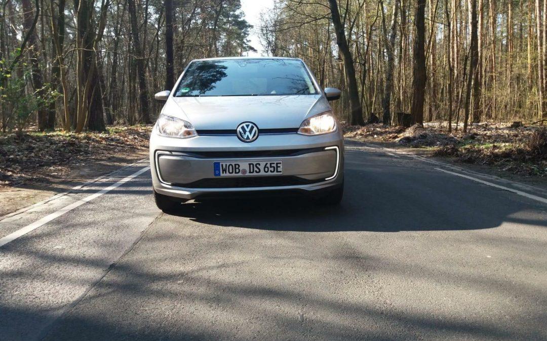 VW E-Up: Der kleine Feine im Alltag